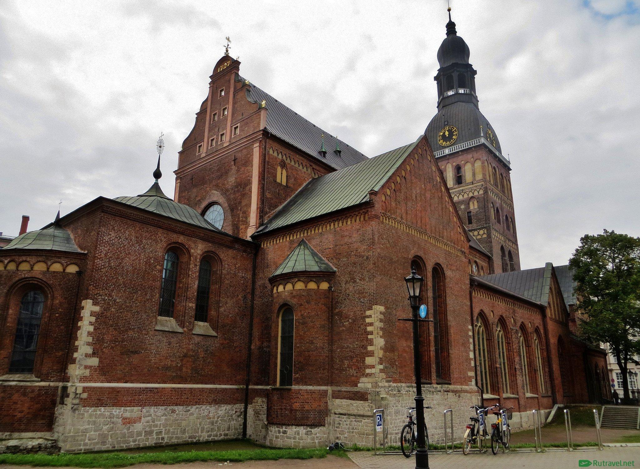 Домский собор в Риге - фото собора, режим работы, билеты в ...: http://rutravel.net/345-domskiy-sobor-v-rige.html