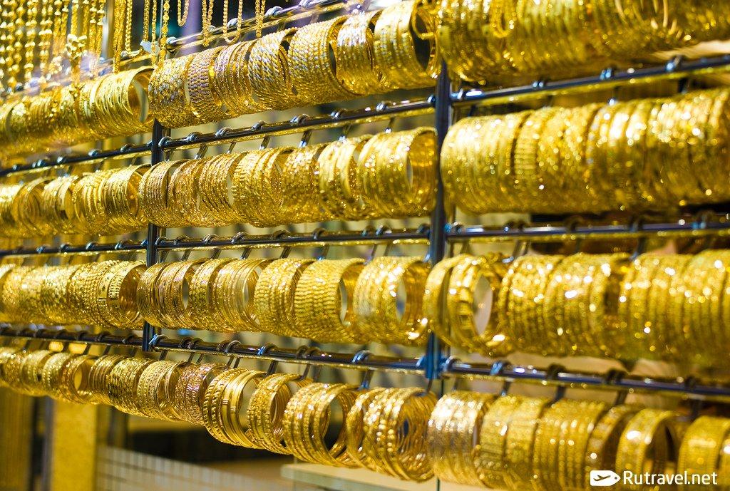 Золотой рынок - Дубай - отзывы Золотой рынок