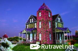 Парк цветов dubai miracle garden – удивительно