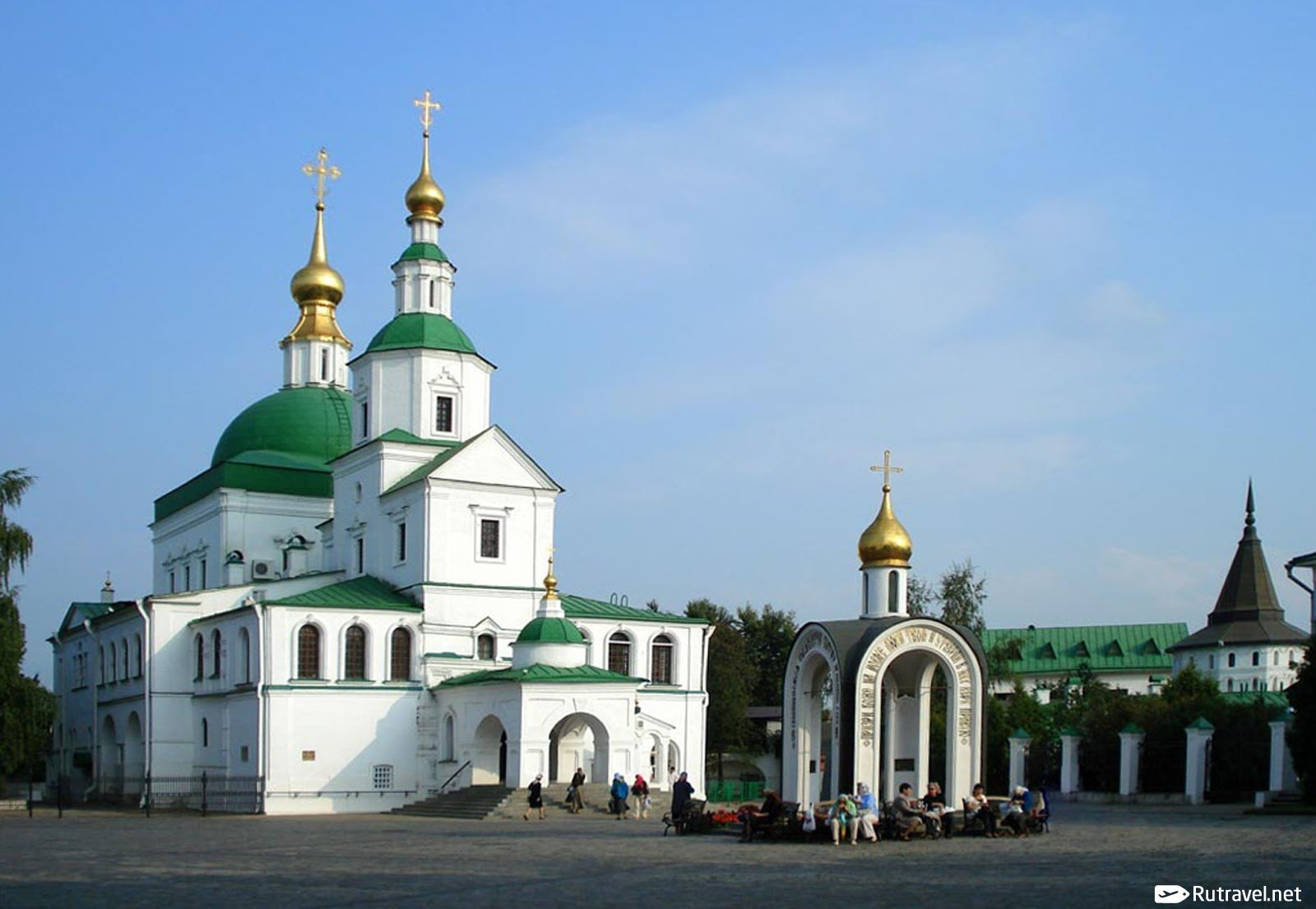 Свято-Данилов монастырь - фото, история, режим работы, как ...