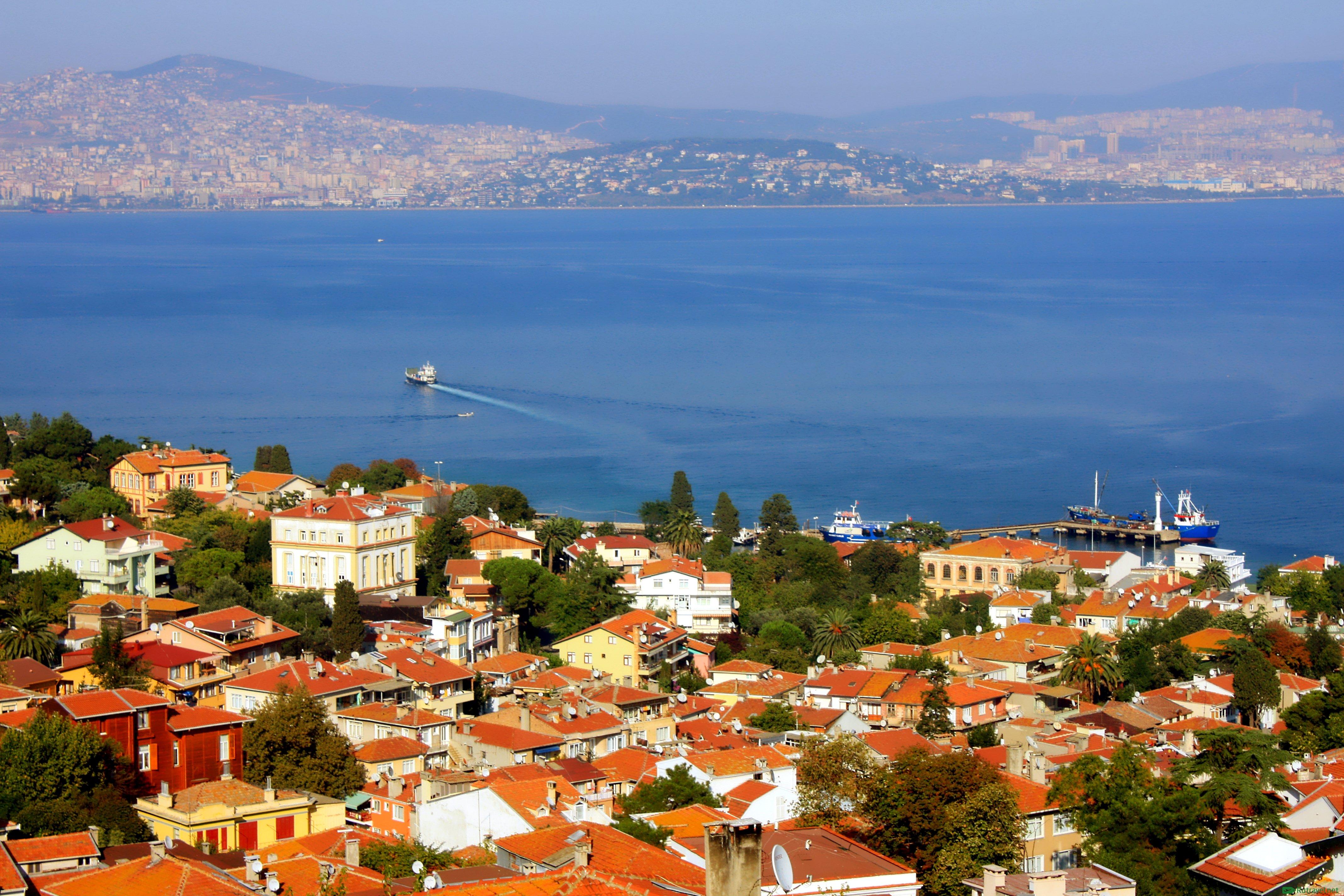 Принцевы острова в Стамбуле - фото, история островов, пейзажи на островах,  как добраться и другая информация